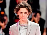 Timothee Chalamet pictured in September 2019