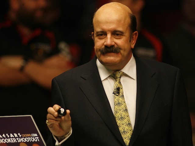 Snooker legend Willie Thorne dies aged 66