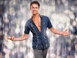 Strictly Come Dancing dancer AJ Pritchard