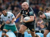 Ben Moon pictured for Exeter Chiefs in February 2020