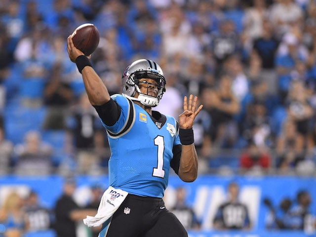 Carolina Panthers release quarterback Cam Newton