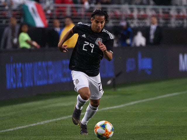 Tottenham 'considering summer move for Diego Lainez'