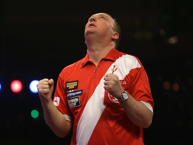 Glen Durrant comes from behind to book World Matchplay semi-final spot