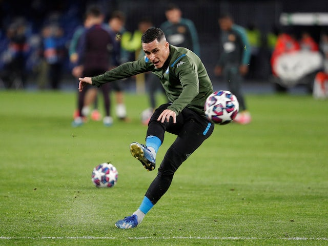 Aston Villa 'lining up three-year Jose Callejon deal'