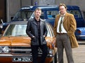 John Simm and Phil Glenister in Life On Mars season one