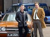 John Simm and Phil Glenister in Life On Mars season one