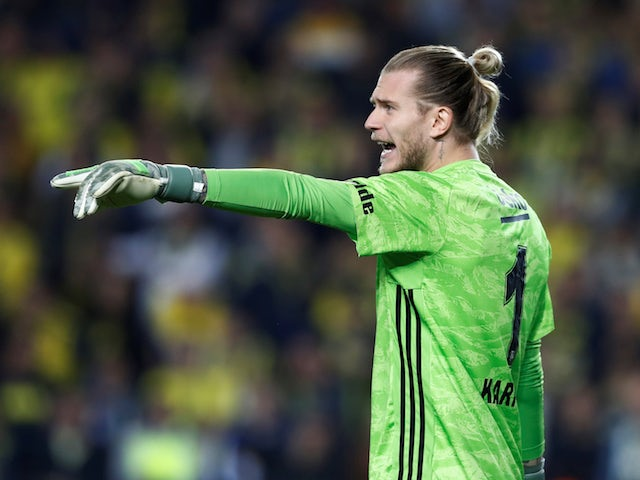 Hertha Berlin want Liverpool's Loris Karius?