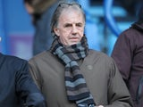 Mark Lawrenson pictured in December 2014