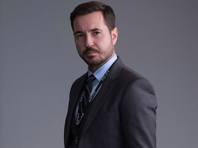 Martin Compston: 'Line of Duty will return better than ever'