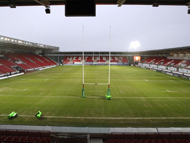 Coronavirus: Parc y Scarlets expected to be converted into temporary hospital