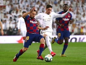 Real Madrid 'tell Man United to pay £450m for Fede Valverde'