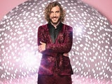 Seann Walsh on Strictly Come Dancing
