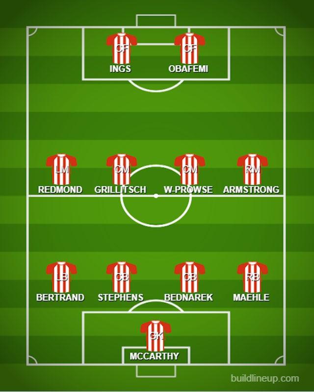 How Southampton Could Line Up Next Season Sports Mole