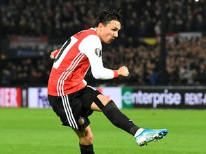 Norwich 'eyeing move for Feyenoord's Steven Berghuis'