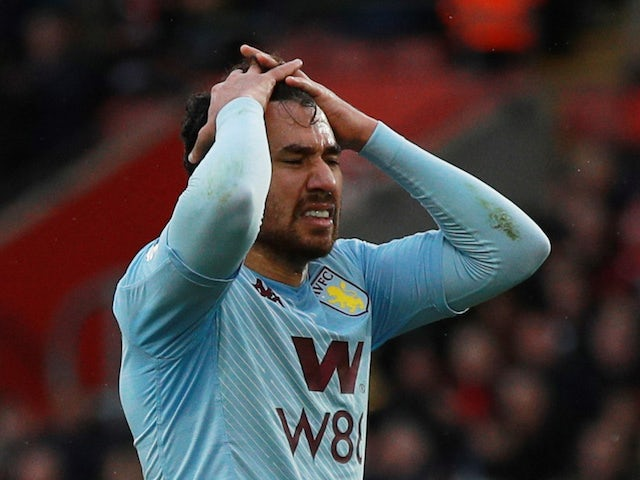 Aston Villa's Trezeguet 'agrees Besiktas move'