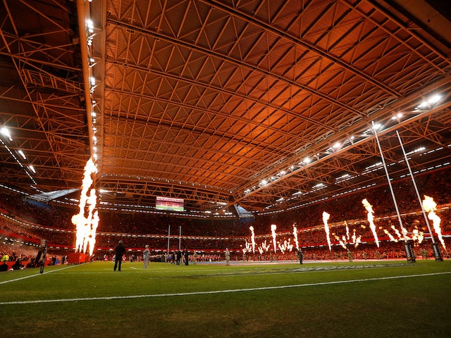 Coronavirus latest: Principality Stadium to become NHS Wales field hospital