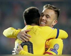 Arthur's Barcelona future still 'up in the air'