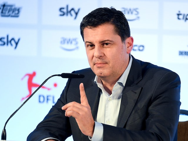 Bundesliga chief reiterates hope of finishing season by June 30