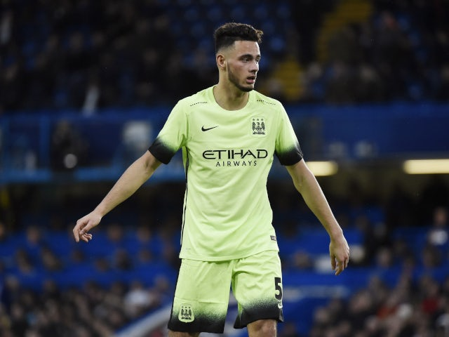 Former Manchester City youngster David Faupala