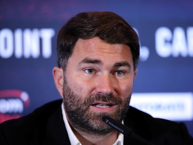 DAZN poaches rights to Eddie Hearn's Matchroom from Sky