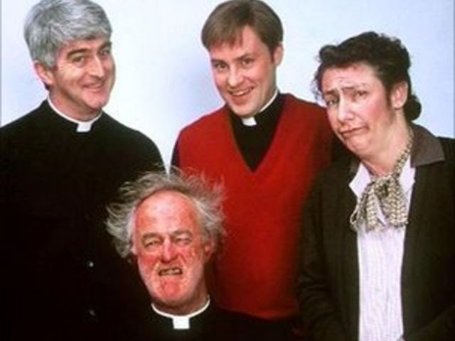 'Father Ted', 'Inbetweeners', 'Peep Show' added to BritBox