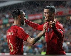 Bruno Fernandes hails Cristiano Ronaldo as world's best player