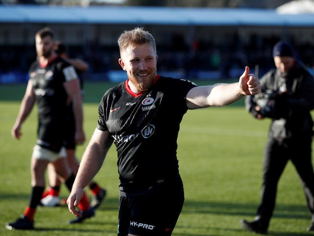 Jackson Wray becomes latest player to pledge future to relegated Saracens
