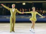Jane Torvill & Christopher Dean pictured in 1984