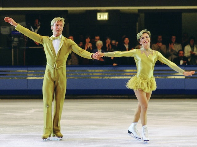 A look back on Torvill and Dean's perfect performance at 1984 Winter Olympics