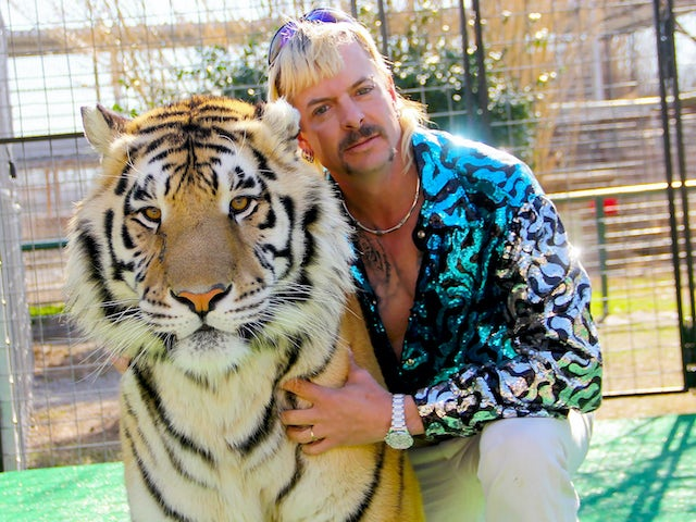 Nicolas Cage lined up to play Joe Exotic in Tiger King drama