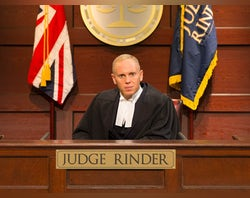 Tearful Judge Rinder reveals grandfather has died of coronavirus