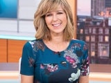 Good Morning Britain host Kate Garraway