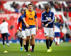 """Lindelof admits he is """"still mad"""" at Harry Maguire"""