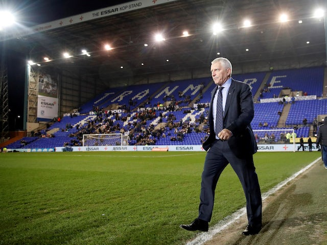 Tranmere chairman calls on EFL to tap into FIFA fund for leagues and clubs