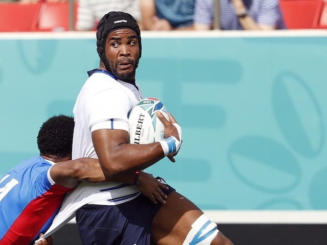 Coronavirus: Italy flanker Maxime Mbanda vows to push through fear