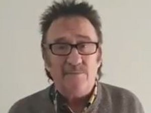Paul Chuckle tests positive for coronavirus