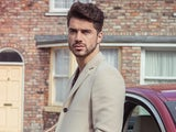 Sam Robertson as Adam Barlow in Coronation Street