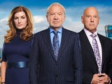 Lord Sugar, Karren and Claude of The Apprentice