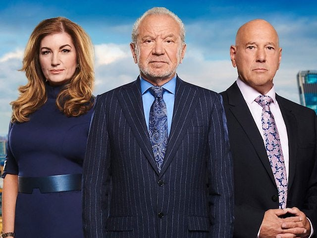 Lord Sugar accuses Piers Morgan of going