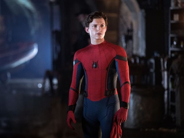 Tom Holland lands in Georgia ahead of Spider-Man 3 filming