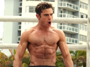 """Zac Efron recalls """"stupid"""" ripped physique"""