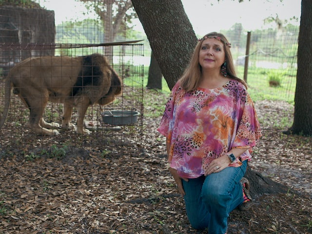 Carole Baskin and husband to host animal exploitation series