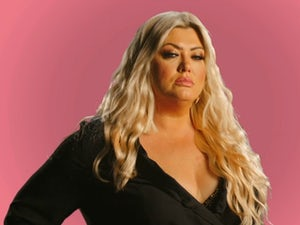 "Gemma Collins ""calling on the angels"" in dad's coronavirus battle"