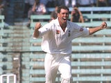 Hansie Cronje pictured in South Africa in 2000