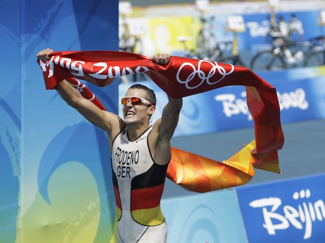 Ironman champion Jan Frodeno ready to renew rivalry with Alistair Brownlee