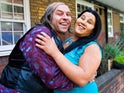 Mr Dudley and Thai bride Ting Tong in Little Britain