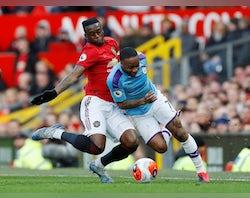 Wan-Bissaka names Raheem Sterling as toughest opponent
