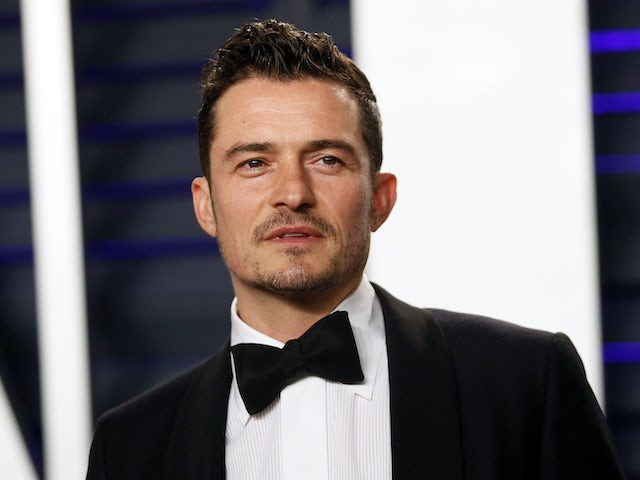 Orlando Bloom in line to play Joe Exotic in 'Tiger King' movie?