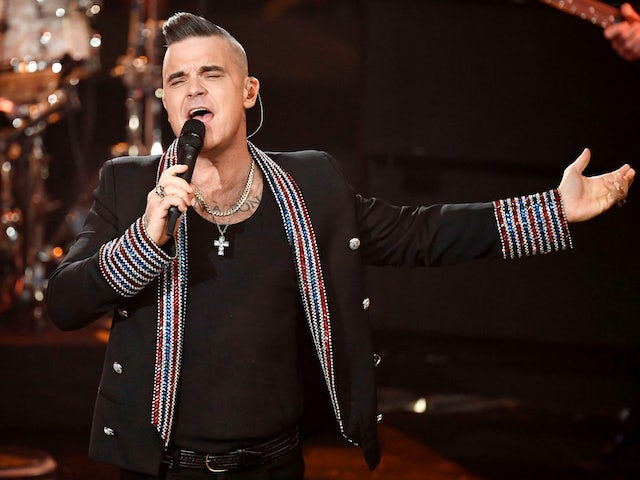 Robbie Williams wants to become TV mogul
