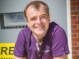 Simon Gregson as Steve McDonald in Coronation Street